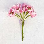 Prima - Flower Bundles Embellishments - Pink