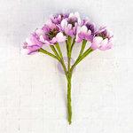Prima - Flower Bundles Embellishments - Lavender