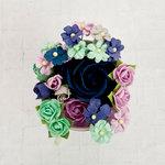 Prima - Flower Embellishments - Bluebell