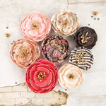 Prima - Rossibelle Collection - Flower Embellishments - Beltain