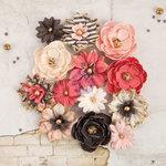 Prima - Rossibelle Collection - Flower Embellishments - Branwin