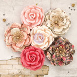 Prima - Rossibelle Collection - Flower Embellishments - Stella