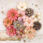 Prima - Rossibelle Collection - Flower Embellishments - Aubree