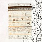 Prima - My Prima Planner Collection - Washi Sheets