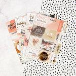 Prima - My Prima Planner Collection - Cardstock Stickers - Breathe