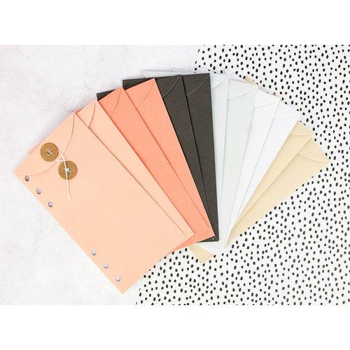 Prima - My Prima Planner Collection - Envelopes - Breathe