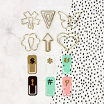 Prima - My Prima Planner Collection - Variety Paper Clips
