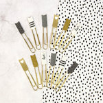 Prima - My Prima Planner Collection - Banner Paper Clips - 2