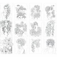 Prima - My Prima Planner Collection - Prima Princesses Dividers