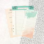 Prima - My Prima Planner Collection - Dry Erase Boards - Colorful