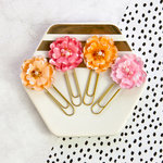 Prima - My Prima Planner Collection - Flowers - Summer Sherbet