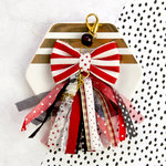 Prima - My Prima Planner Collection - Tassel - Pretty In Rouge