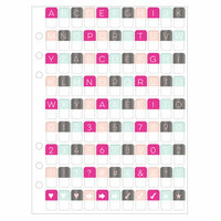 Prima - My Prima Planner Collection - Alpha Tabs 3