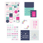 Prima - My Prima Planner Collection - Goodie Pack - Celebrate with Foil Accents