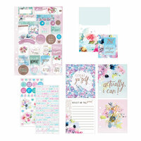 Prima - My Prima Planner Collection - Goodie Pack - Inspiration with Foil Accents