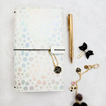 Prima - My Prima Planner Collection - Traveler's Journal - Starter Journal Set - Cosmopolitan