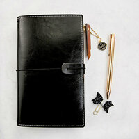 Prima - My Prima Planner Collection - Traveler's Journal - Starter Journal Set - Travel-holic