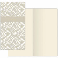Prima - My Prima Planner Collection - Traveler's Journal - Notebook Refill - Ivory Paper