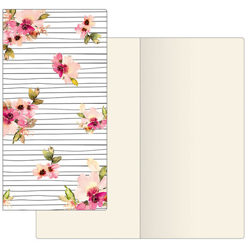 Prima - My Prima Planner Collection - Traveler's Journal - Notebook Refill - Scribbles