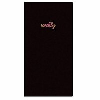 Prima - My Prima Planner Collection - Traveler's Journal - Notebook Refill - Weekly