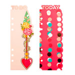 Prima - My Prima Planner Collection - Bookmark Divider - Be Happy