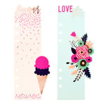 Prima - My Prima Planner Collection - Bookmark Divider - Good Vibes