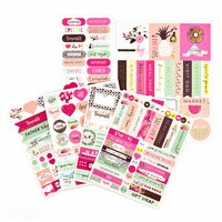 Prima - My Prima Planner Collection - Cardstock Stickers - Good Vibes