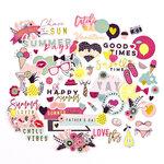 Prima - My Prima Planner Collection - Ephemera Pack - Good Vibes