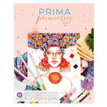 Prima - Coloring Book - Watercolor Paper - Princesses 2
