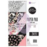 Prima - My Prima Planner Collection - A4 Paper Pad - Midnight Bloom
