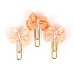 Prima - My Prima Planner Collection - Clips - Sweet Blush