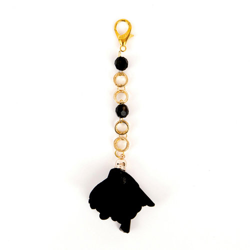 Prima - My Prima Planner Collection - Tassels - Little Black Dress
