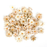 Prima - Love Clippings Collection - Flower Embellishments - Destiny