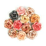 Prima - Love Clippings Collection - Flower Embellishments - 2 The Moon and Back