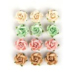 Prima - Wild and Free Collection - Flower Embellishments - Wild Heart