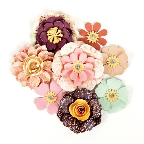 Prima - Wild and Free Collection - Flower Embellishments - Eternal Spirit
