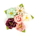 Prima - Wild and Free Collection - Flower Embellishments - Wild Soul