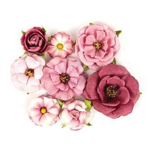 Prima - Wild and Free Collection - Flower Embellishments - Wander
