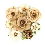 Prima - Wild and Free Collection - Flower Embellishments - Salome