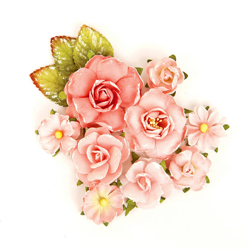 Prima - Flower Embellishments - Haley