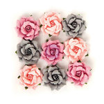 Prima - Rose Quartz Collection - Flower Embellishments - Thassos