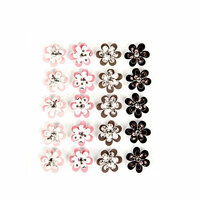 Prima - Rose Quartz Collection - Flower Embellishments - Florito