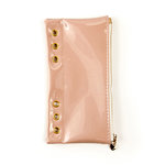Prima - My Prima Planner Collection - Pencil Pouch - Two Tone Gold