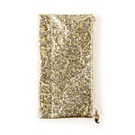 Prima - My Prima Planner Collection - Pencil Pouch - Gold Glitter