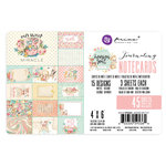 Prima - Heaven Sent 2 Collection - 4 x 6 Journaling Cards