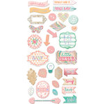Prima - Heaven Sent 2 Collection - Chipboard Stickers and More