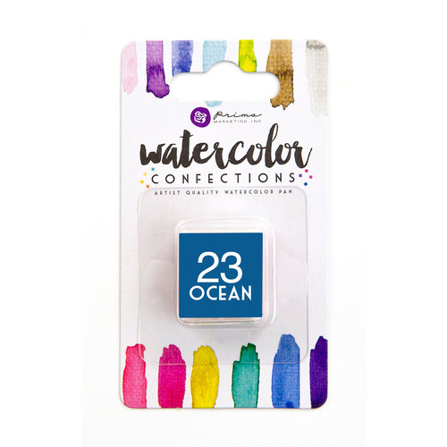 Prima - Watercolor Confections - Ocean