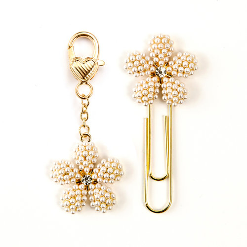 Prima - My Prima Planner Collection - Charms - Flowers