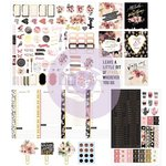 Prima - My Prima Planner Collection - Planner Kit - Midnight Bloom