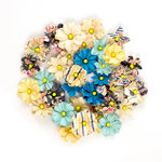 Prima - St. Tropez Collection - Flower Embellishments - Isla Marina